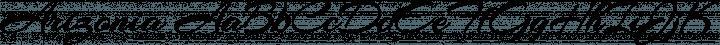 Arizonia font family by TypeSETit