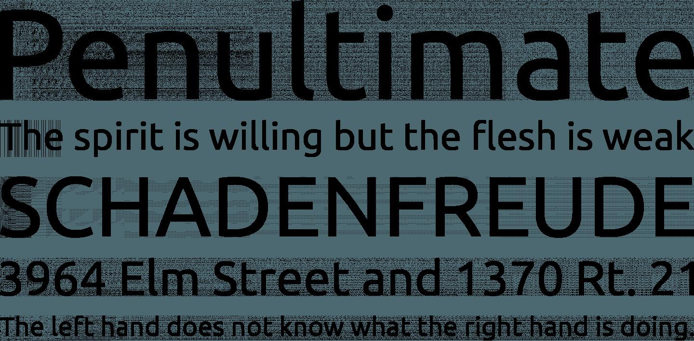 Ubuntu Font Free by Dalton Maag Ltd » Font Squirrel