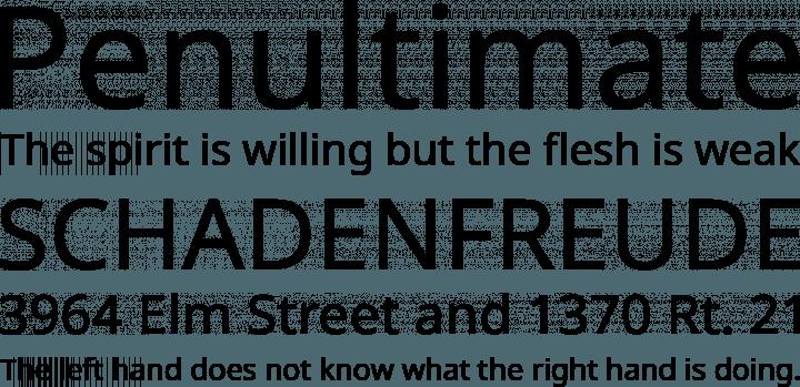 Noto Sans Font Free by Google » Font Squirrel
