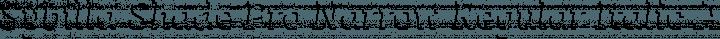 Sybilla Shade Pro Narrow Regular Italic free font