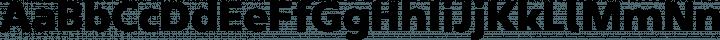 Aganè Extra Bold free font