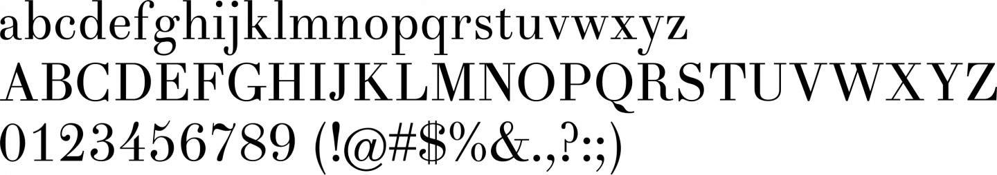 Theano Didot Font Free by Alexey Kryukov » Font Squirrel