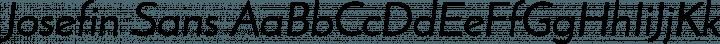 Josefin Sans font family by Typemade
