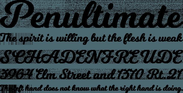 Milkshake Font Free By Laura Worthington Squirrel