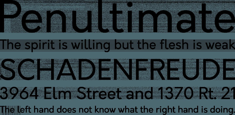 Orkney Font Free by Hanken Design Co  » Font Squirrel