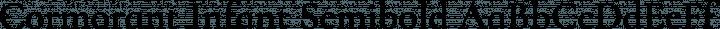 Cormorant Infant Semibold free font