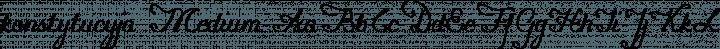 konstytucyja Medium free font
