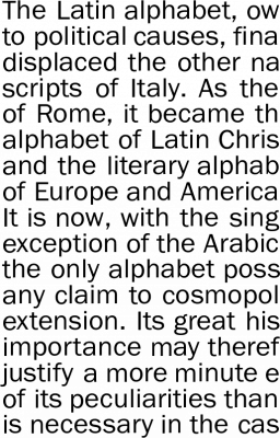 Franklin Gothic FS Font Free by FontSite Inc  » Font Squirrel