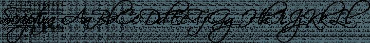 Scriptina Regular free font